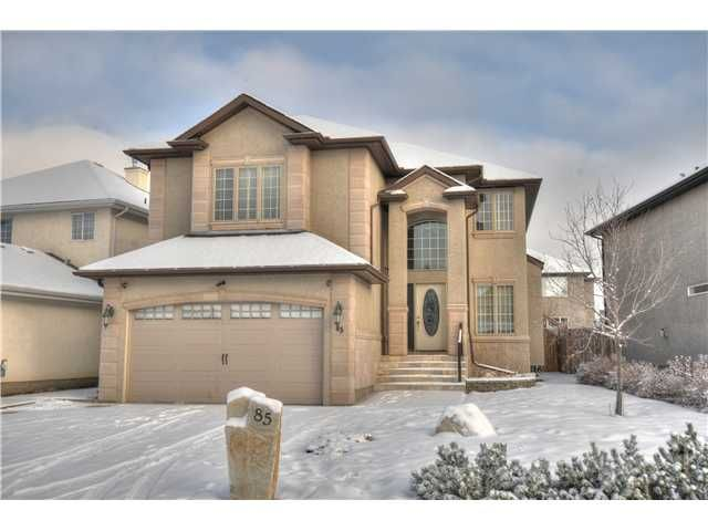 Main Photo: 85 STRATHLEA Crescent SW in CALGARY: Strathcona Park Residential Detached Single Family for sale (Calgary)  : MLS®# C3548461