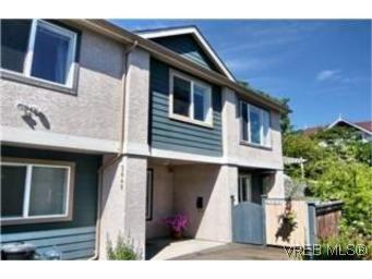 Main Photo:  in VICTORIA: Vi Oaklands Half Duplex for sale (Victoria)  : MLS®# 471075
