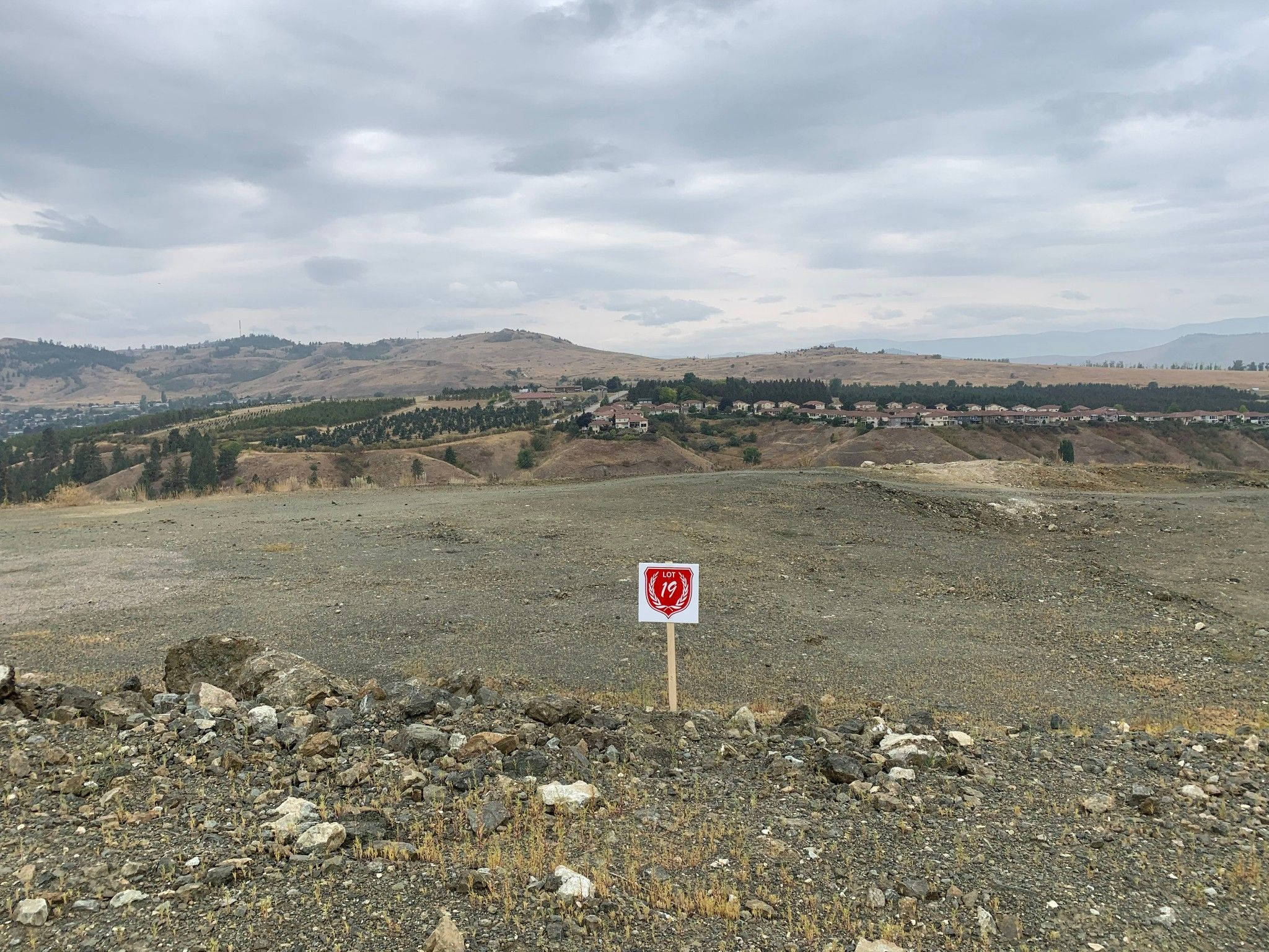 Main Photo: Lot 19 916 Mt Griffin Road in Vernon: Middlton Mtn Vacant Land for sale (North Okanagan)  : MLS®# 10215262