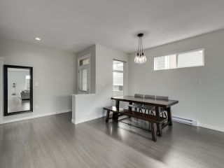 """Photo 5: 14 3400 DEVONSHIRE Avenue in Coquitlam: Burke Mountain Townhouse for sale in """"Colborne Lane"""" : MLS®# R2571443"""