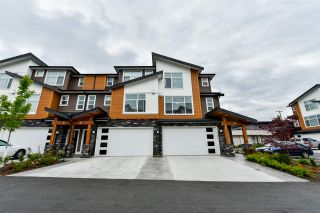 """Photo 3: 24 46570 MACKEN Avenue in Chilliwack: Chilliwack N Yale-Well Townhouse for sale in """"Parkside Place"""" : MLS®# R2318038"""
