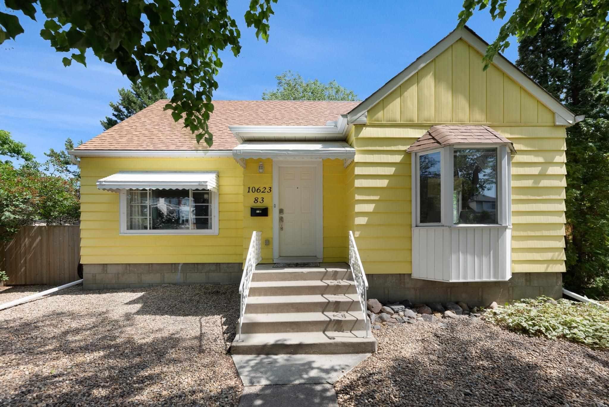 Main Photo: 10623 83 Street in Edmonton: Zone 19 House for sale : MLS®# E4253859