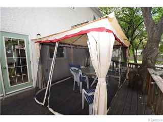 Photo 20: 121 Baltimore Road in Winnipeg: Riverview Residential for sale (1A)  : MLS®# 1621797