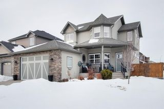 Photo 1: 9 West Highland Bay: Carstairs Detached for sale : MLS®# A1057529
