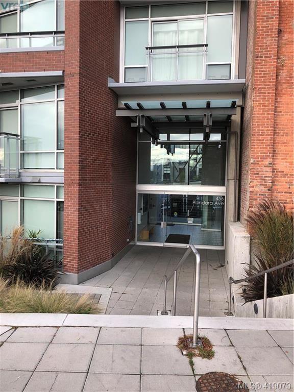 Main Photo: 109 456 pandora Ave in VICTORIA: Vi Downtown Condo for sale (Victoria)  : MLS®# 829406