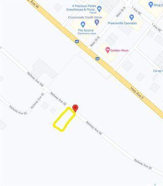 Photo 2: 17 Railway Avenue East in Preeceville: Lot/Land for sale : MLS®# SK850848