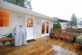 """Photo 7: 3728 OAKDALE Street in Port Coquitlam: Lincoln Park PQ House for sale in """"LINCOLN PARK"""" : MLS®# R2028171"""