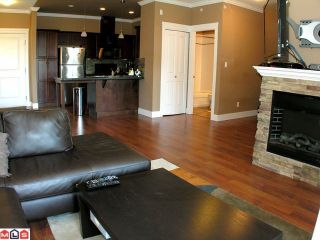 "Photo 3: 408 33338 MAYFAIR Avenue in Abbotsford: Central Abbotsford Condo for sale in ""The Sterling"" : MLS®# F1100570"