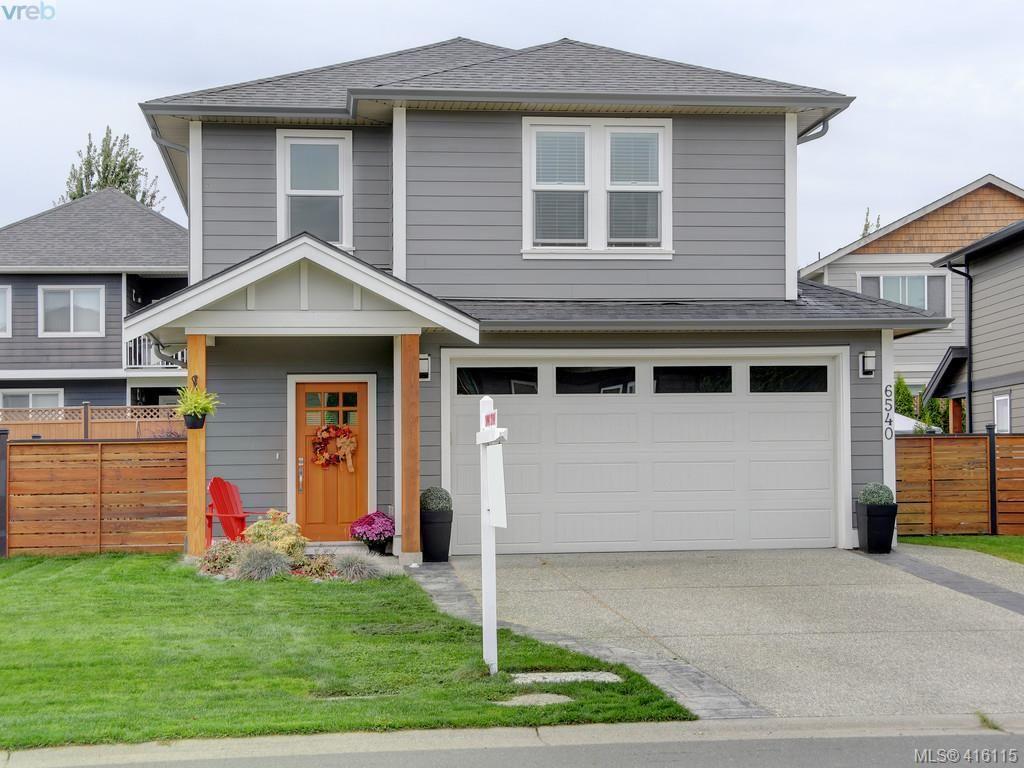 Main Photo: 6540 Callumwood Lane in SOOKE: Sk Sooke Vill Core House for sale (Sooke)  : MLS®# 825387