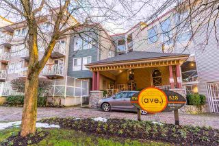 """Photo 1: 518 528 ROCHESTER Avenue in Coquitlam: Coquitlam West Condo for sale in """"THE AVE"""" : MLS®# R2542347"""