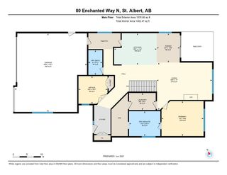 Photo 40: 80 ENCHANTED Way N: St. Albert House for sale : MLS®# E4251786