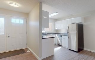 Photo 2: 127 16725 106 Street NW in Edmonton: Zone 27 Townhouse for sale : MLS®# E4244784