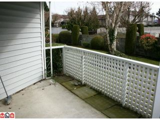 """Photo 9: 114 32833 LANDEAU Place in Abbotsford: Central Abbotsford Condo for sale in """"Park Place"""" : MLS®# F1005913"""