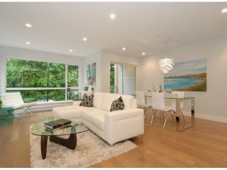 """Photo 2: # 1 1466 EVERALL ST: White Rock Townhouse for sale in """"THE FIVE"""" (South Surrey White Rock)  : MLS®# F1313640"""