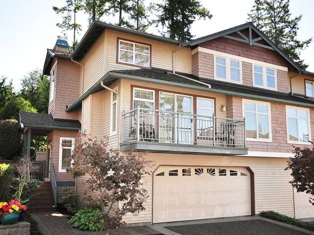 """Main Photo: 1126 STRATHAVEN Drive in North Vancouver: Northlands Townhouse for sale in """"STRATHAVEN"""" : MLS®# V843493"""