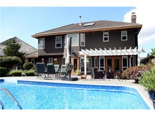 """Photo 3: 1608 SPYGLASS Crescent in Tsawwassen: Cliff Drive House for sale in """"IMPERIAL VILLAGE"""" : MLS®# V847835"""