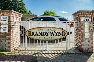 "Photo 25: 49 22308 124 Avenue in Maple Ridge: West Central Townhouse for sale in ""BRANDY WYND ESTATES"" : MLS®# R2494203"