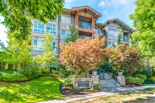 Photo 2: 313 3132 DAYANEE SPRINGS Boulevard in Coquitlam: Westwood Plateau Condo for sale : MLS®# R2608945