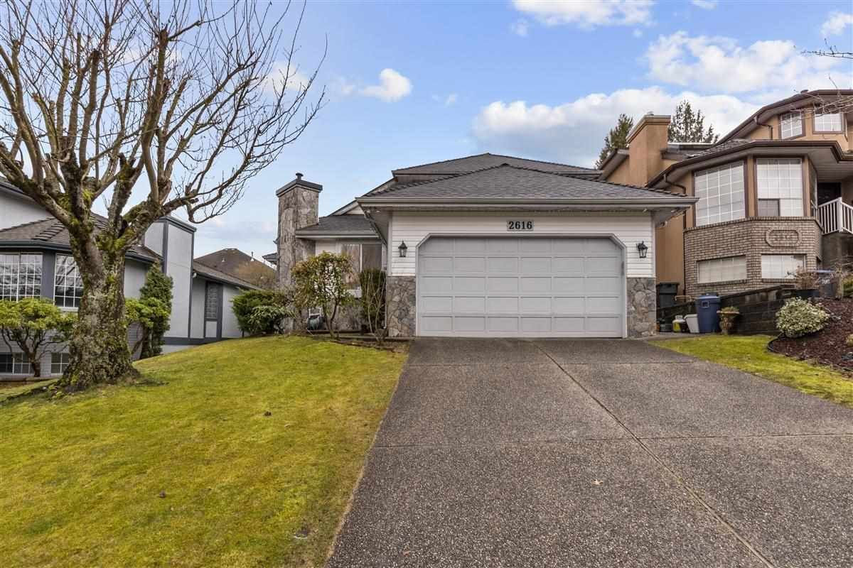 Main Photo: 2616 HOMESTEADER Way in Port Coquitlam: Citadel PQ House for sale : MLS®# R2546248