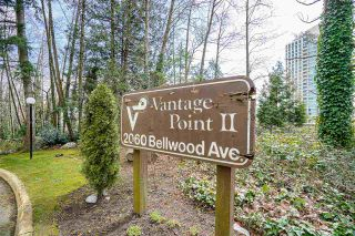 """Photo 2: 1502 2060 BELLWOOD Avenue in Burnaby: Brentwood Park Condo for sale in """"Vantage Point"""" (Burnaby North)  : MLS®# R2559531"""