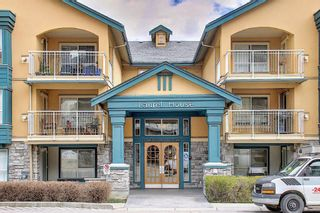 Main Photo: 140 30 Richard Court SW in Calgary: Lincoln Park Apartment for sale : MLS®# A1100880