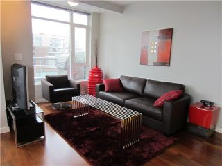 """Photo 2: 402 2055 YUKON Street in Vancouver: False Creek Condo for sale in """"MONTREUX"""" (Vancouver West)  : MLS®# V1051503"""