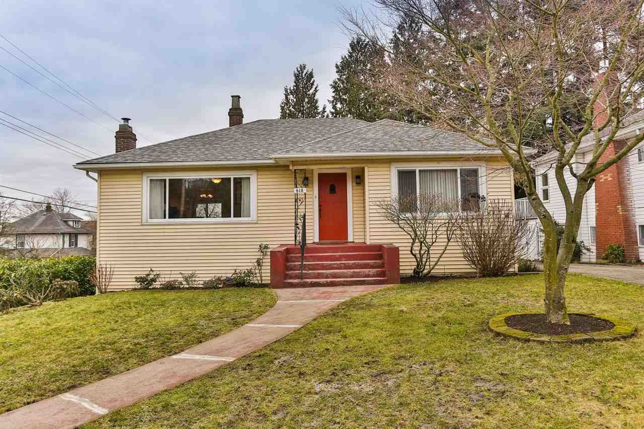 """Main Photo: 618 10TH Street in New Westminster: Moody Park House for sale in """"MOODY PARK"""" : MLS®# R2028189"""
