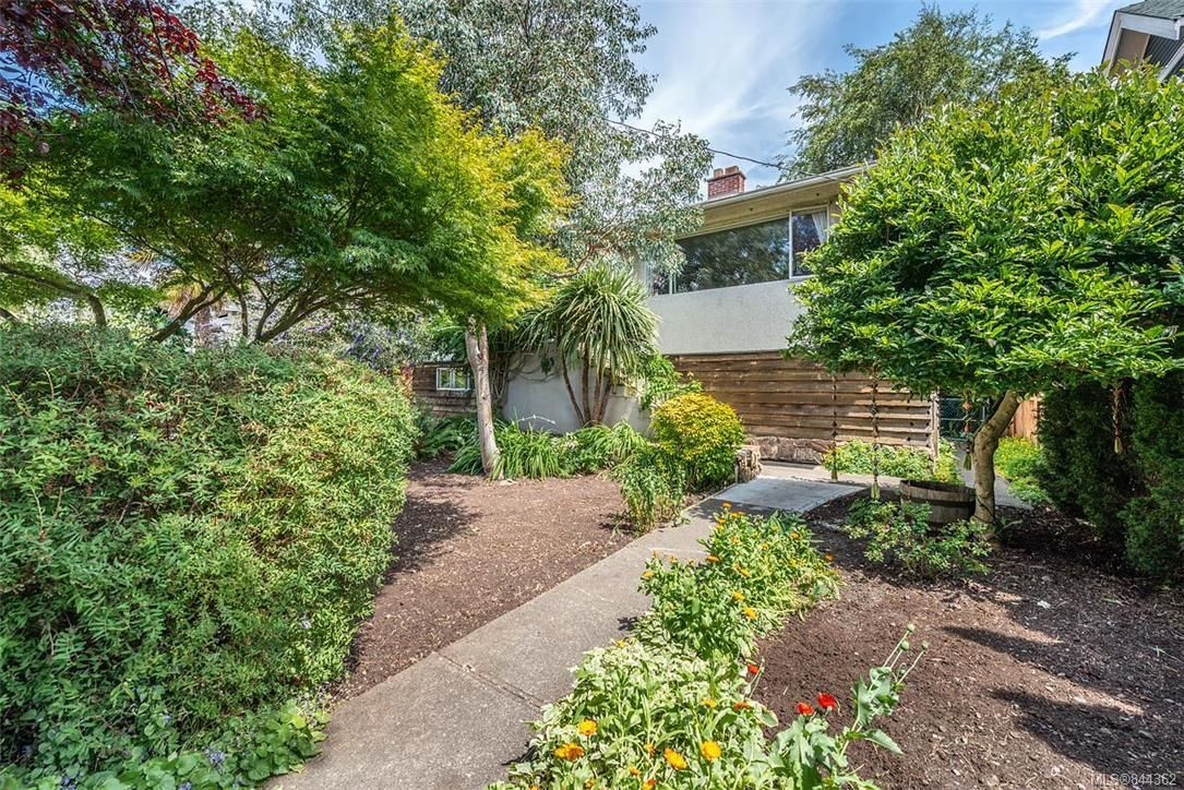 Main Photo: 229 Howe St in Victoria: Vi Fairfield East House for sale : MLS®# 844362