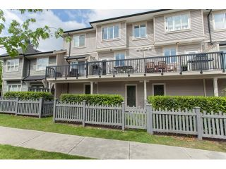 "Photo 16: 12 7938 209 Street in Langley: Willoughby Heights Townhouse for sale in ""RED MAPLE"" : MLS®# R2072725"