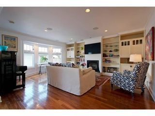 Photo 6: 1823 CREELMAN Ave in Vancouver West: Home for sale : MLS®# V1061088