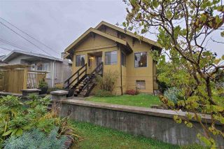 Photo 1: 3586 BELLA-VISTA Street in Vancouver: Knight House for sale (Vancouver East)  : MLS®# R2415260