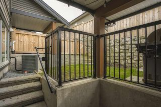 Photo 16: 8 23539 GILKER HILL Road in Maple Ridge: Cottonwood MR Townhouse for sale : MLS®# R2445373