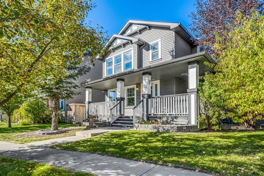 Main Photo: 23 Prestwick Parade SE in Calgary: McKenzie Towne Detached for sale : MLS®# A1148642