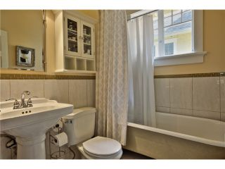 Photo 10: 1332 WOODLAND DR in Vancouver: Grandview VE House for sale (Vancouver East)  : MLS®# V1072084