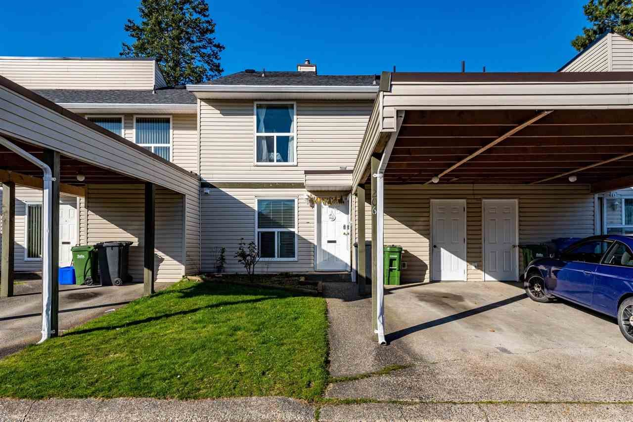 Main Photo: 206 32550 MACLURE Road in Abbotsford: Abbotsford West Townhouse for sale : MLS®# R2576729