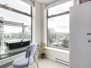 """Photo 12: 1001 1068 W BROADWAY in Vancouver: Fairview VW Condo for sale in """"The Zone"""" (Vancouver West)  : MLS®# R2148292"""