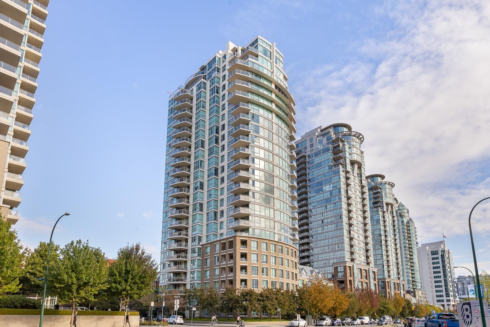 """Main Photo: 2101 120 MILROSS Avenue in Vancouver: Downtown VE Condo for sale in """"Brighton"""" (Vancouver East)  : MLS®# R2617891"""