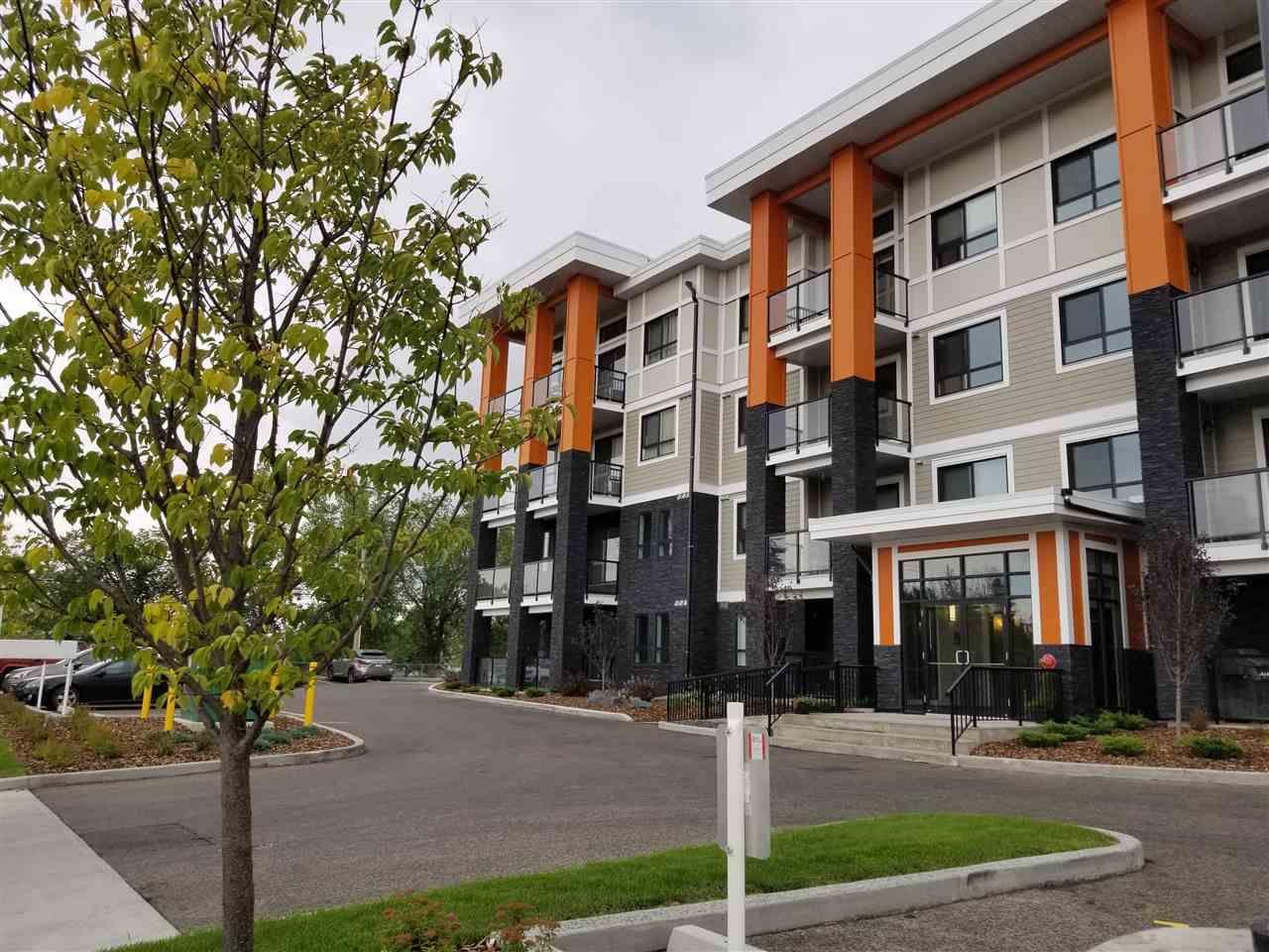 Main Photo: #405 17 COLUMBIA AV W: Devon Condo for sale