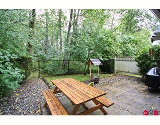 """Photo 9: 119 8655 KING GEORGE Highway in Surrey: Queen Mary Park Surrey Townhouse for sale in """"CREEKSIDE VILLAGE"""" : MLS®# F2917932"""