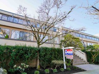 """Photo 2: 1 1214 W 7TH Avenue in Vancouver: Fairview VW Townhouse for sale in """"MARVISTA COURTS"""" (Vancouver West)  : MLS®# R2560085"""