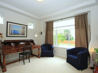 """Photo 6: 3349 PRINCETON Avenue in Coquitlam: Burke Mountain House for sale in """"BELMONT"""" : MLS®# V957858"""
