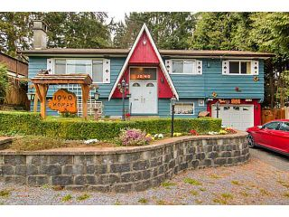 Photo 1: 1040 MORAY Street in Coquitlam: Chineside House for sale : MLS®# V1107283