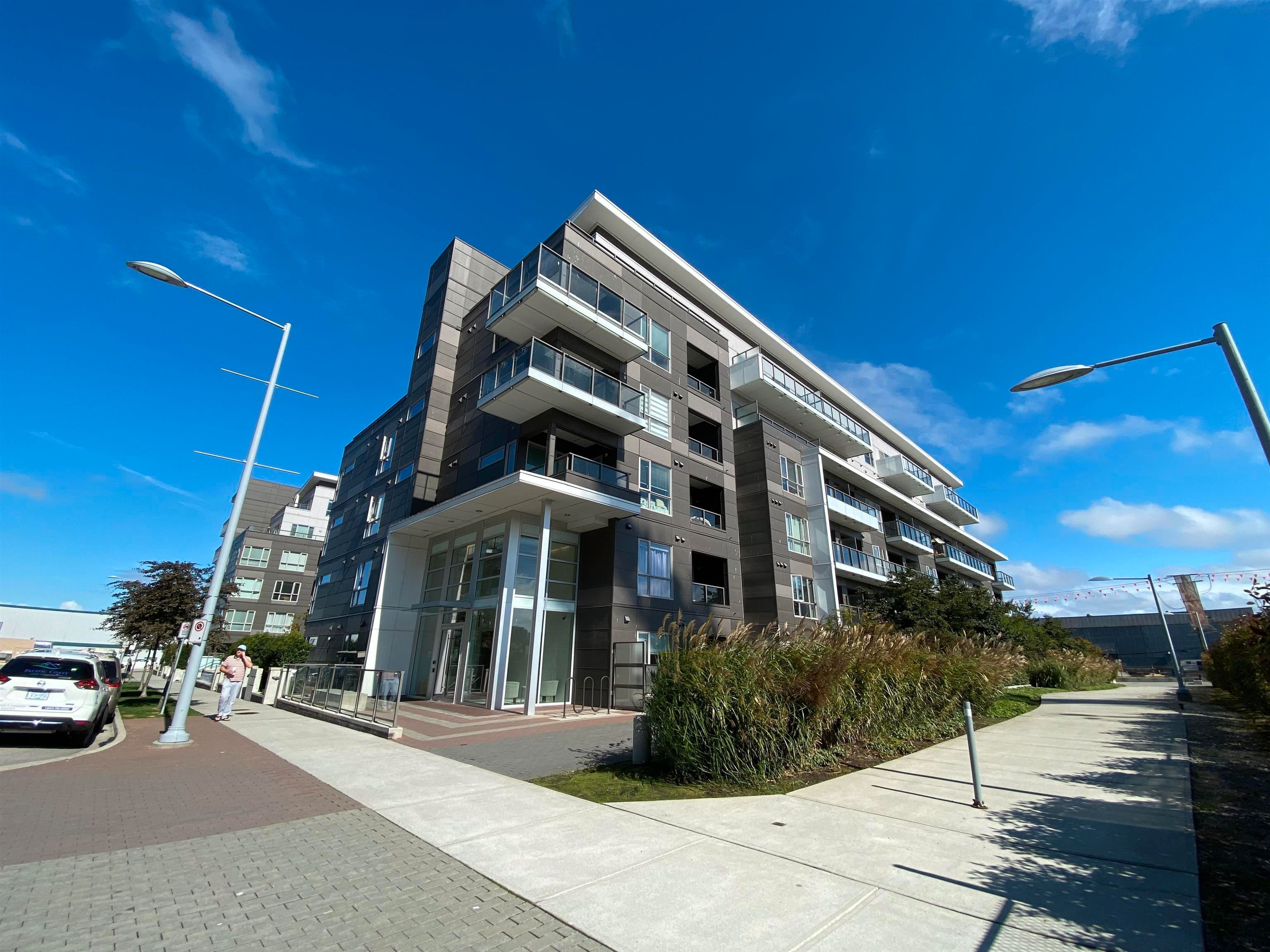 """Main Photo: 508 7008 RIVER Parkway in Richmond: Brighouse Condo for sale in """"Riva3"""" : MLS®# R2617678"""