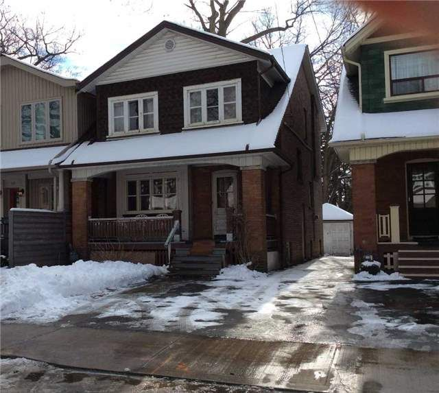 Main Photo: 105 Colbeck St in Toronto: Runnymede-Bloor West Village Freehold for sale (Toronto W02)  : MLS®# W3706418