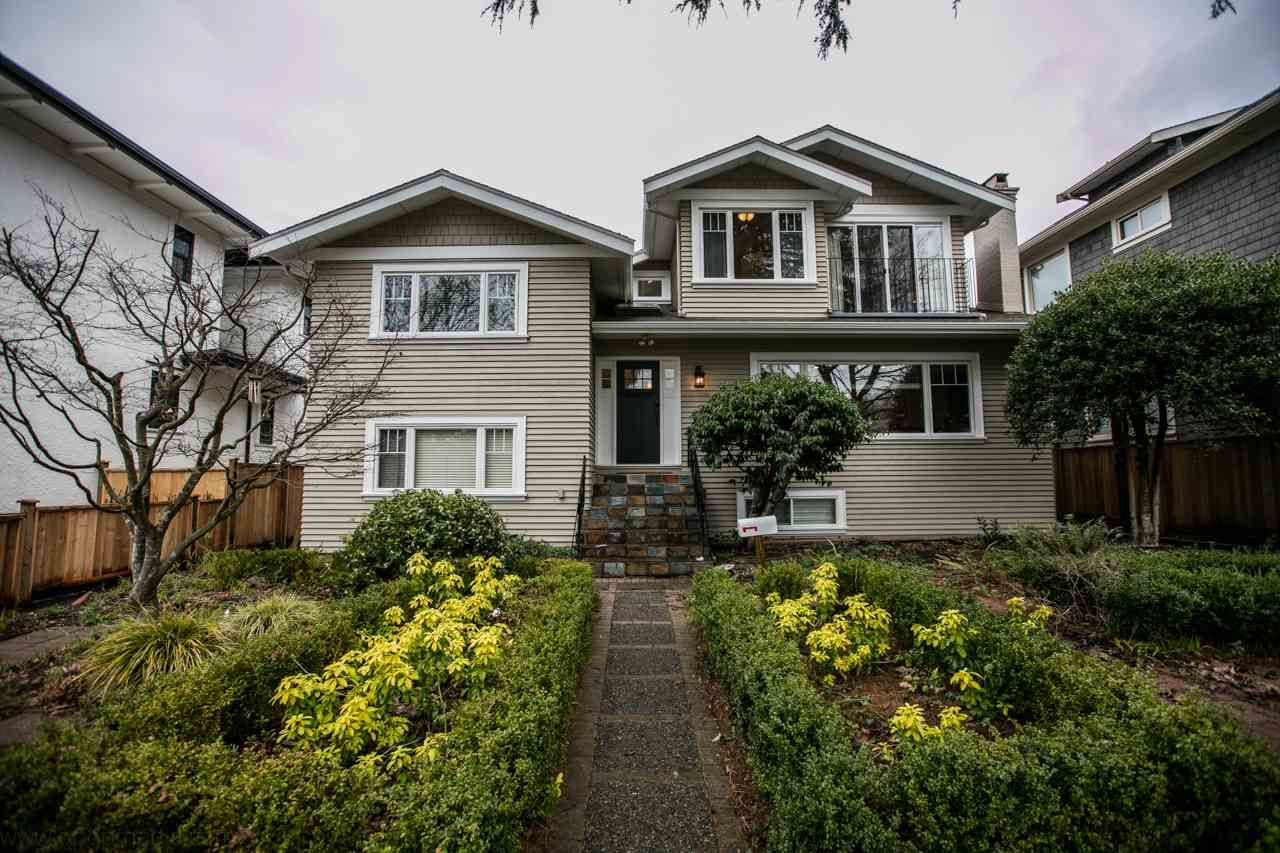"Main Photo: 2437 W 51ST Avenue in Vancouver: S.W. Marine House for sale in ""SW MARINE"" (Vancouver West)  : MLS®# R2033747"