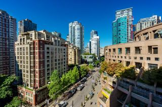"""Photo 4: 1205 788 HAMILTON Street in Vancouver: Downtown VW Condo for sale in """"TV TOWER 1"""" (Vancouver West)  : MLS®# R2614226"""