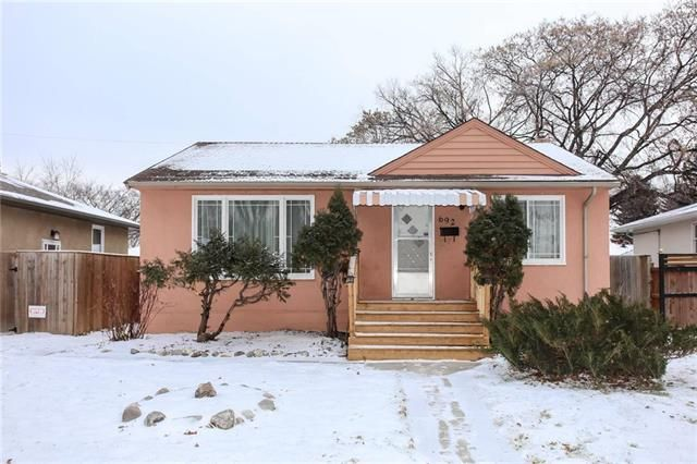 Main Photo: 692 Cordova Street in Winnipeg: River Heights Single Family Detached for sale (1D)  : MLS®# 1830606