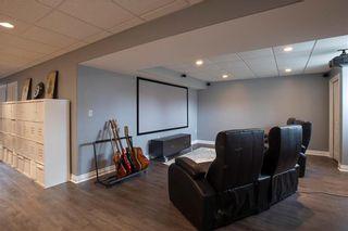 Photo 25: 372 Oak Forest Crescent in Winnipeg: The Oaks Residential for sale (5W)  : MLS®# 202108600