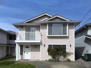 "Photo 1: 3791 BROADWAY Street in Richmond: Steveston Village House for sale in ""STEVESTON VILLAGE"" : MLS®# R2561373"