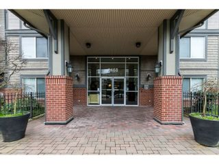 """Photo 2: 316 2468 ATKINS Avenue in Port Coquitlam: Central Pt Coquitlam Condo for sale in """"BOURDEAUX"""" : MLS®# R2046100"""